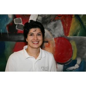 Frau Golnaz Beelagi:FMA-Auszubildende