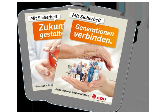 CDU Schwerte – TEAM2 – Die Full-Service-Werbeagentur für Möbel- und Handelswerbung