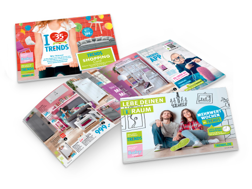 Ostermann Trends – TEAM2 – Die Full-Service-Werbeagentur für Möbel- und Handelswerbung