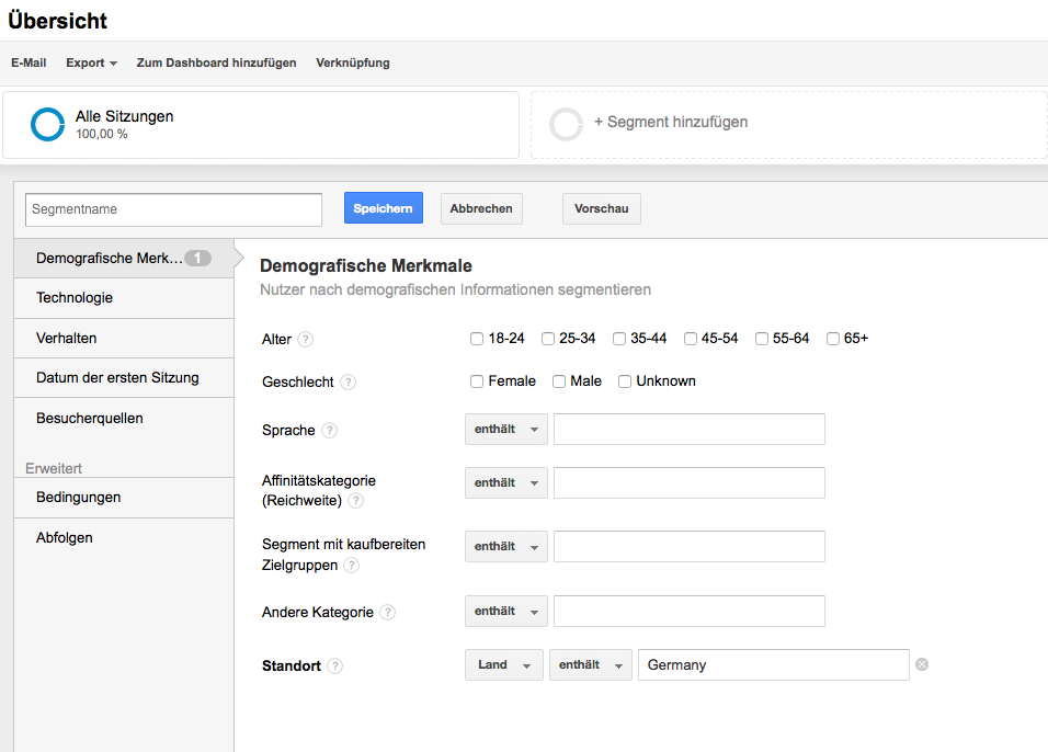 google analytics die echte conversion rate berechnen team2digital. Black Bedroom Furniture Sets. Home Design Ideas